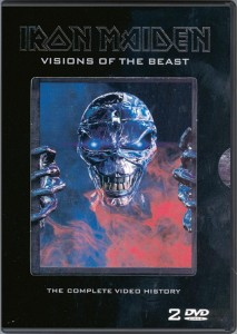 "Płyta 2DVD IRON MAIDEN ""Visions Of The Beast"" - 2003'"