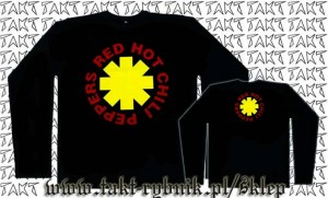 Longsleeve RED HOT CHILI PEPPERS logo