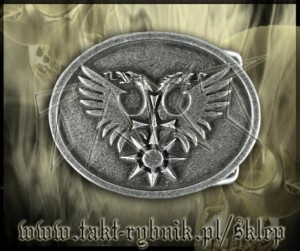 "Klamra do pasa BEHEMOTH ""Logo"""