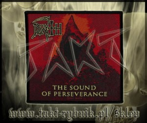 "Naszywka DEATH ""The Sound Of Perseverance"""