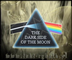 "Magnes PINK FLOYD ""The Dark Side Of The Moon"" chunky"