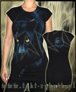 Tunika BLACK PANTHER all print