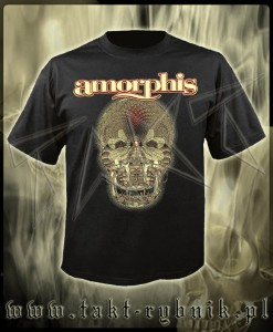 "Koszulka AMORPHIS ""Queen Of Time"" imp."
