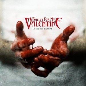 "Płyta CD BULLET FOR MY VALENTINE ""Temper Temper"" - 2013' Deluxe Edition"