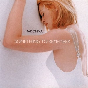 "Płyta CD MADONNA ""Something To Remember"" - 1995'"