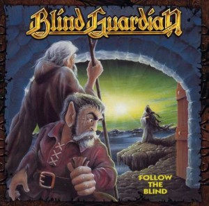 "Płyta 2CD BLIND GUARDIAN ""Follow The Blind"" Remaster"
