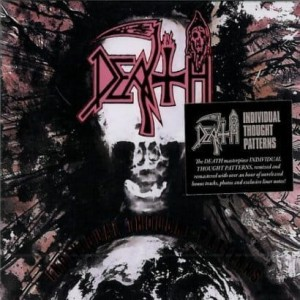 "Płyta 2CD DEATH ""Individual Thought Patterns"" DIGIPACK - 1993'"