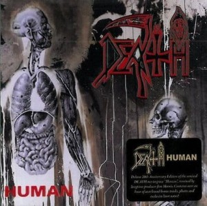 "Płyta 2CD DEATH ""Human"" DIGIPACK - 1991'"