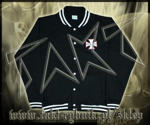 "Bluza baseball METALLICA ""Bay Area"" imp."