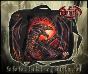 Torba na laptop DRAGON FURNACE