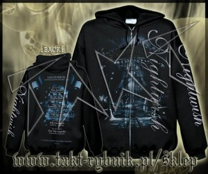 "Bluza na zamek NIGHTWISH ""Imaginaerum"" 2 TOUR imp."
