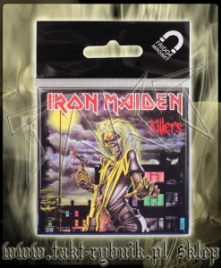 "Magnes IRON MAIDEN ""Killers"""