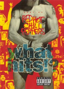"Płyta DVD RED HOT CHILI PEPPERS ""What Hits?!"" - 1992"