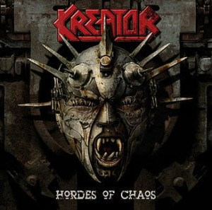 "Płyta CD KREATOR ""Hordes of Chaos"" - 2009'"