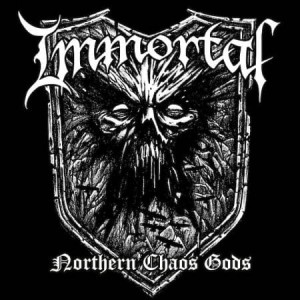 "Płyta CD IMMORTAL ""Northern Chaos Gods"" - 2018'"