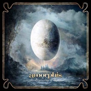 "Płyta CD AMORPHIS ""The Beginning of Times"" 2011'"