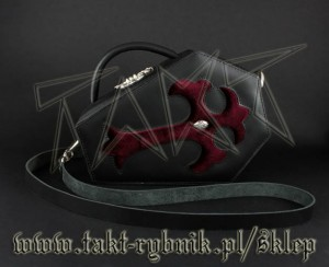 Torebka Alchemy COFFIN HANDBAG