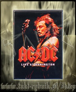 "Magnes AC/DC ""Live At Donnington"""