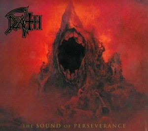 "Płyta 2CD DEATH  ""The Sound Of Perseverance"" DIGIPACK - 1998'"