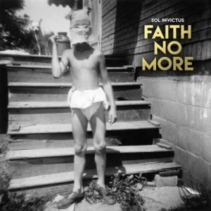 "Płyta CD FAITH NO MORE ""Sol Invictus"" DIGIPACK - 2015'"