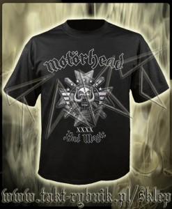"Koszulka MOTORHEAD ""Bad Magic"" imp."