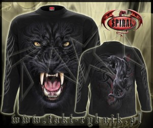 Longsleeve TRIBAL PANTHER imp.