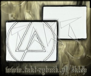 Portfel LINKIN PARK white
