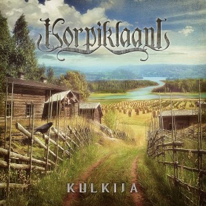 "Płyta CD KORPIKLAANI ""Kulkija"" Limited edition 2018'"