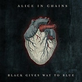 "Płyta CD ALICE IN CHAINS ""Black Gives Way To Blue"" DIGIPACK - 2009'"