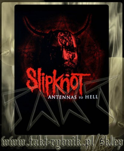 "Koszulka SLIPKNOT ""Antennas To Hell"" 1 TOUR 2012 imp ..."