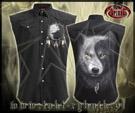 Koszula bezrękawnik WOLF CHI